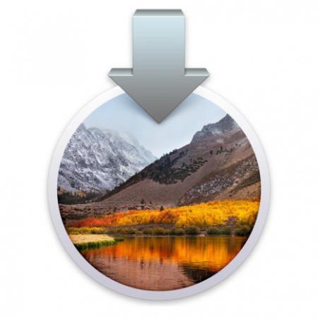 Upgrade macOS High Sierra today